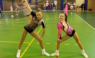 Чемпионат и Первенство по спортивной аэробике пройдут в Новосибирске