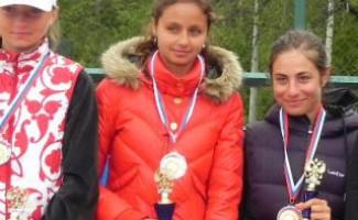 Состоялось Первенство России (личное) по теннису до 17 лет