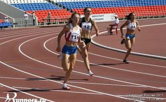Золотой дебют Марины Карнаущенко