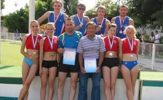 Новосибирские легкоатлеты становятся чемпионами России