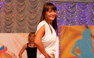 Валентина Артемьева – «мисс пляжная мода 2011»