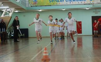 29 сентября в Дом Культуры имени Ефремова высадился «Олимпийский десант»