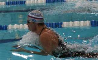 Валентина Артемьева и Сергей Гейбель отправятся  на чемпионат Европы по плаванию