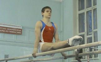 Даниил Казачков – победитель первенства России по спортивной гимнастике.