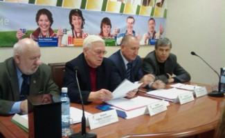 Президиум Олимпийского Совета приступил к работе