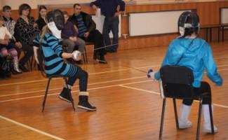 Спортсмены НЦВСМ передают свой опыт  подрастающему поколению