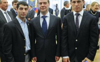 Определен победитель голосования за лучшего спортсмена Новосибирской области 2011 года