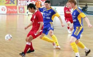 Заключительный этап международного турнира по мини-футболу пройдет в Новосибирске