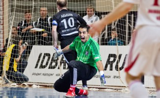 Мини-футбольный клуб «Сибиряк» возглавил  турнирную таблицу чемпионата России