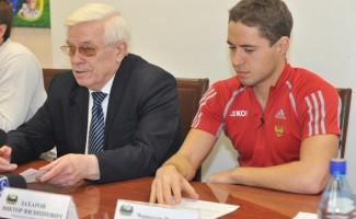 Фотоотчет с пресс-конференции с Ильей Черноусовым