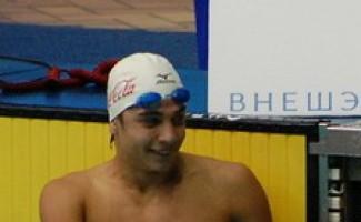 Еще одна медаль Антона Лобанова на чемпионате России