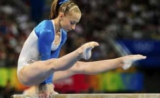 Первенство области по спортивной гимнастике среди девушек