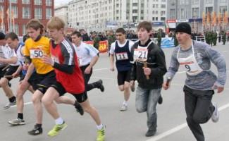 Городская эстафета 9 мая: за Победу, за жизнь, за весну!