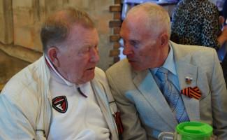 Чествование ветеранов спорта по случаю Дня победы