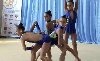 Воспитанницы Сибирского клуба гимнастики сдали спортивный экзамен на «Отлично»!