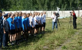 III Всероссийская спартакиада несовершеннолетних осужденных прошла в Новосибирске