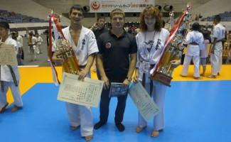 Новосибирцы стали серебряными призерами Первенства мира по синкёкусинкай