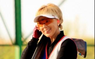 Ольга Панарина – чемпионка России 2012 года