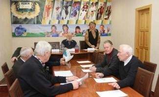 Совет старейшин спорта подводит итоги уходящего года