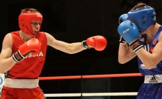 Артем Зеленковский выигрывает первенство Европы по боксу
