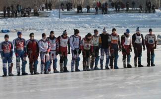Новосибирский спортсмен в финале…