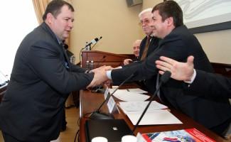 Президиум Олимпийского Совета в Новосибирской дополнился новыми вице-президентами