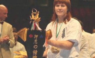 Мария Панова отобралась на чемпионат мира!