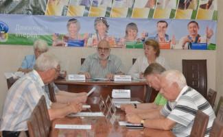 Президиум Совета старейшин спорта Новосибирска обсудил текущие вопросы