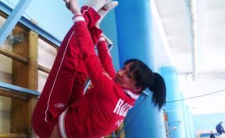 Екатерина Гаас – призер чемпионата страны по прыжкам на батуте
