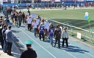 В Новосибирске прошел Фестиваль собак всех пород