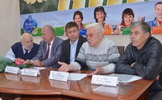 Заседание экспертного совета по управлению подготовкой новосибирских спортсменов