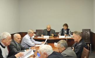 Одобрен опыт работы Совета ветеранов спорта Заельцовского района