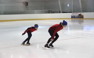 Бердск примет соревнования по шорт-треку