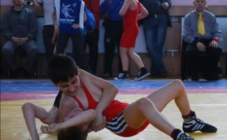 Игры школьников стартовали у греко-римцев