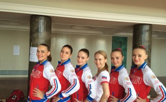 Золото мира у новосибирских спортсменок