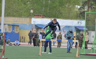 Первая областная спартакиада среди ВУЗов по военно-прикладным видам спорта