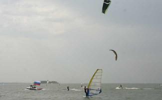 Праздник водных и технических видов спорта