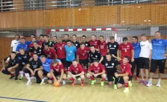 «Сибиряк» одержал победу в контрольном матче над чешской «Балтикфлорой»