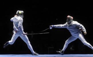 Саблист Иван Ильин принес сборной России первое золото Юношеских Олимпийских игр в Нанкине