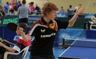 X Всероссийский рейтинговый турнир по настольному теннису памяти А. Г. Рштуни