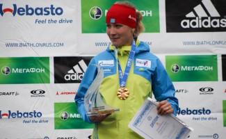 Новосибирские биатлонистки завершают летний сезон