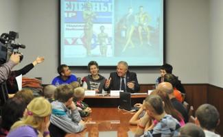 Заслуженные тренеры России рассказали о своей профессии