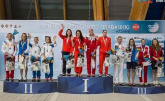 Валентина Артемьева и Сергей Гейбель отобрались на чемпионат мира