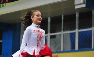 Первый сибирский чемпионат и VI межрегиональные соревнования по ирландскому танцу в Новосибирске