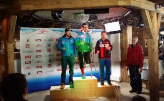 Александр Ветров завоевал бронзу II этапа Кубка Европы