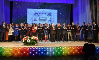 Новосибирскому Центру Высшего Спортивного Мастерства – 10 лет!