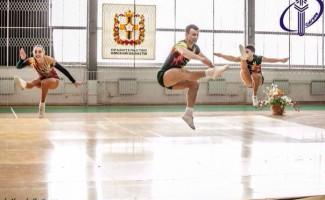 Крупные соревнования по спортивной аэробике пройдут в Новосибирске