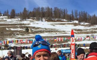 """Новосибирский лыжник Илья Черноусов выиграл гонку """"Энгадин Скимарафон"""""""
