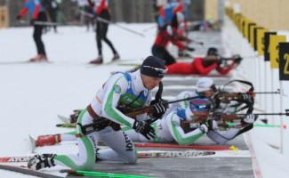 На чемпионате России по биатлону новосибирские спортсменки завоевали две медали