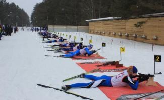 Соревнования на Кубок Анны Богалий в Новосибирске